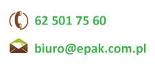 EPAK - Utylizacja, odbiór i transport odpadów