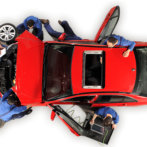 Odbiór przepracowanego, zużytego oleju samochodowego