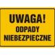 Odpady niebezpieczne  w warsztatach, serwisach samochodowych