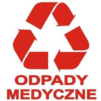 Postępowanie zodpadami medycznymi wGabinetach iPrzechodniach